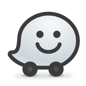 Waze Social GPS Maps & Traffic ★★★★★★★★☆☆