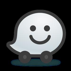 Waze Social GPS Maps & Traffic ★★★★★★★★☆☆
