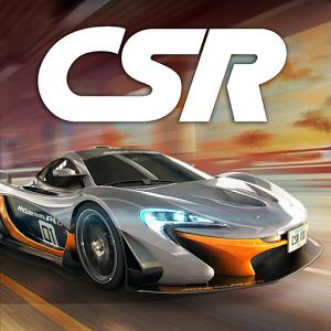 CSR Racing ★★★★★★★★★☆