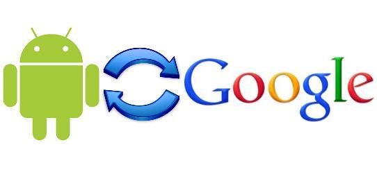 Come sincronizzare i contatti Android con Google Gmail 1