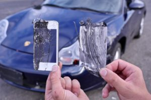 Iphone come pastiglie freni per un porsche 911 (VIDEO)