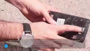 LG G flex 2 Test di caduta (video)