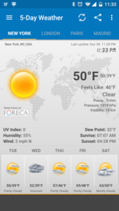meteo android 4