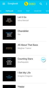 Le migliori applicazioni Karaoke per cantare con Android 3