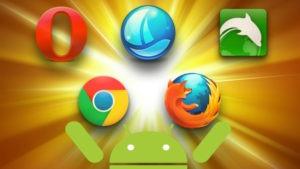 Come rendere più veloci i browser per Android