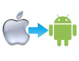 Come trasferire le foto e i video da Iphone a Android