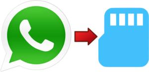 Come Spostare Whatsapp su scheda SD senza Root