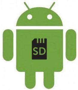 Guida Android come rendere la microsd memoria principale