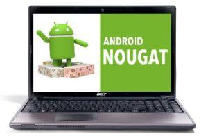 Come installare Android 7.0 Nougat su PC con Android x86