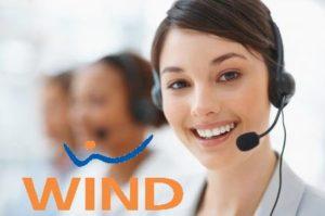 Come parlare con un operatore WIND in caso di problemi di linea