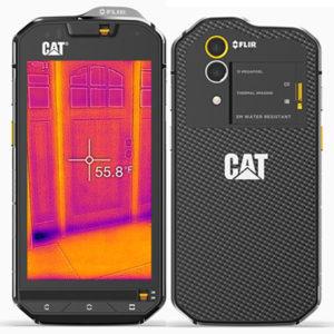 Recensione CAT S60 uno smartphone da lavoro dotato di termocamera