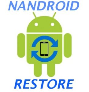Come fare il ripristino del Nandroid Backup tramite TWRP Recovery