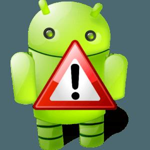 """Come risolvere l'errore """"android.process.media interrotto"""""""