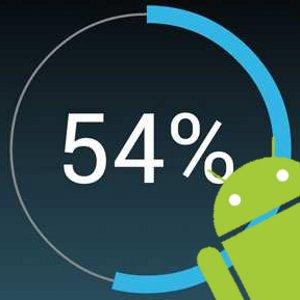 Come si fa a vedere la percentuale di batteria su Android