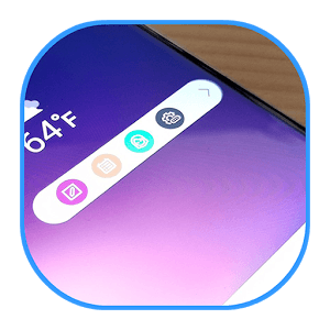 Come avere la floating bar dell'LG V30 su qualsiasi smartphone Android