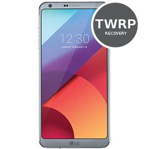 Guida per installare la TWRP Recovery su LG G6 (H870)