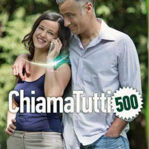 ChiamaTutti 500 + l'offerta di Coop Voce per i clienti Coop Liguria