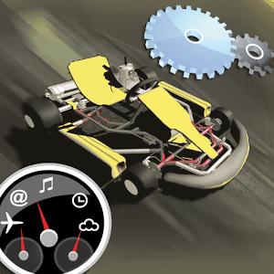 Come carburare un carburatore per Kart usando un'applicazione per Android