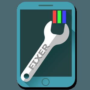 Come riparare il pixel bruciati o bloccati di un display Android