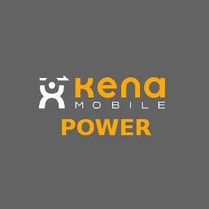 Kena mobile propone l'offerta Kena Power con 1000 minuti, 50 sms e 20 GB